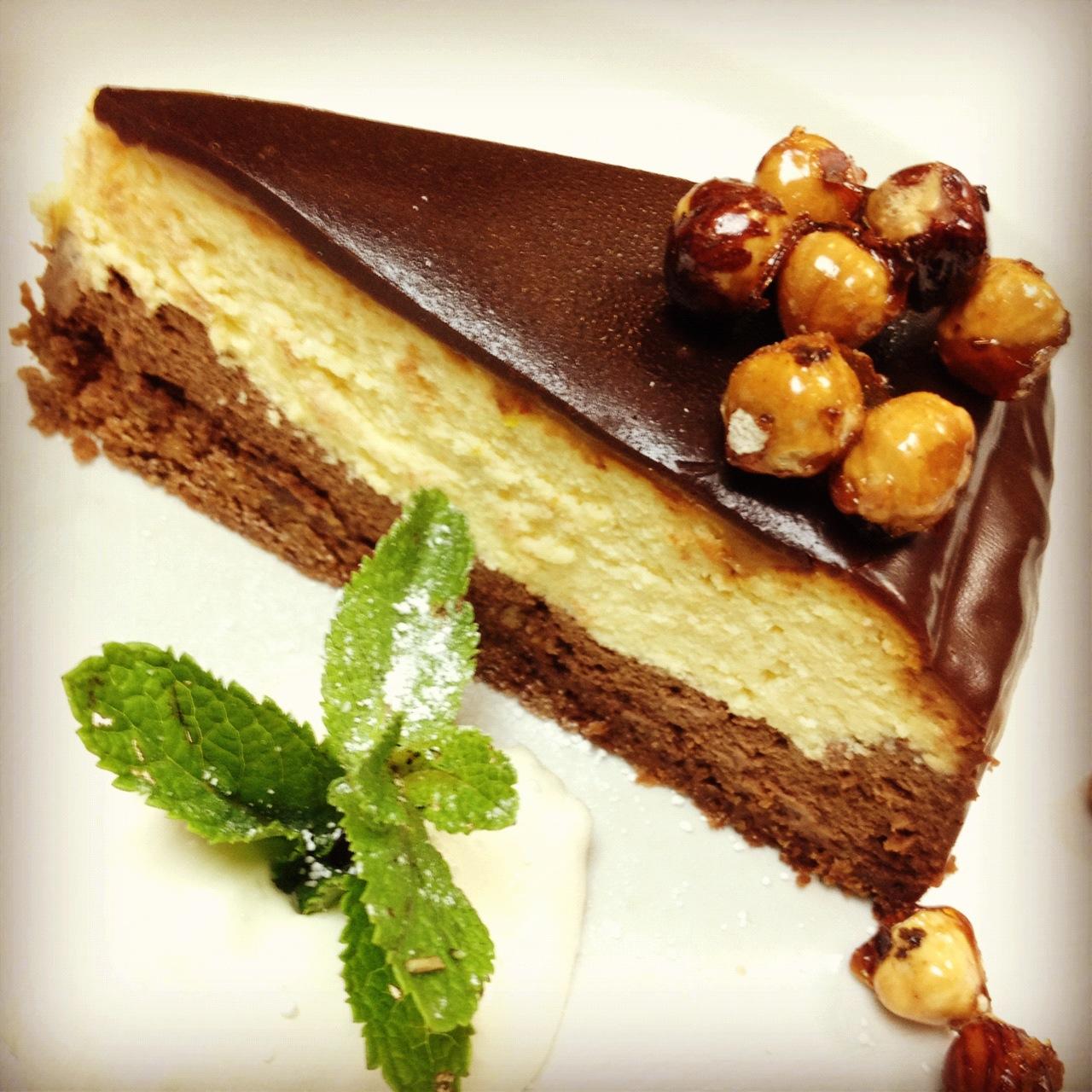 Mildred's Vegetarian Recipes: New Dessert Menu