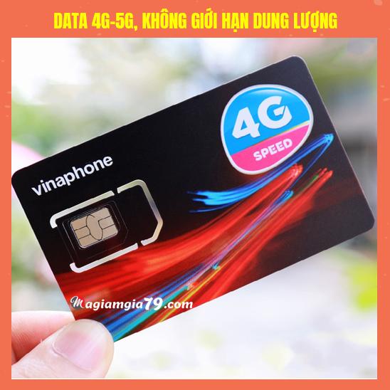 Sim 4G Vinaphone 1 năm 250k