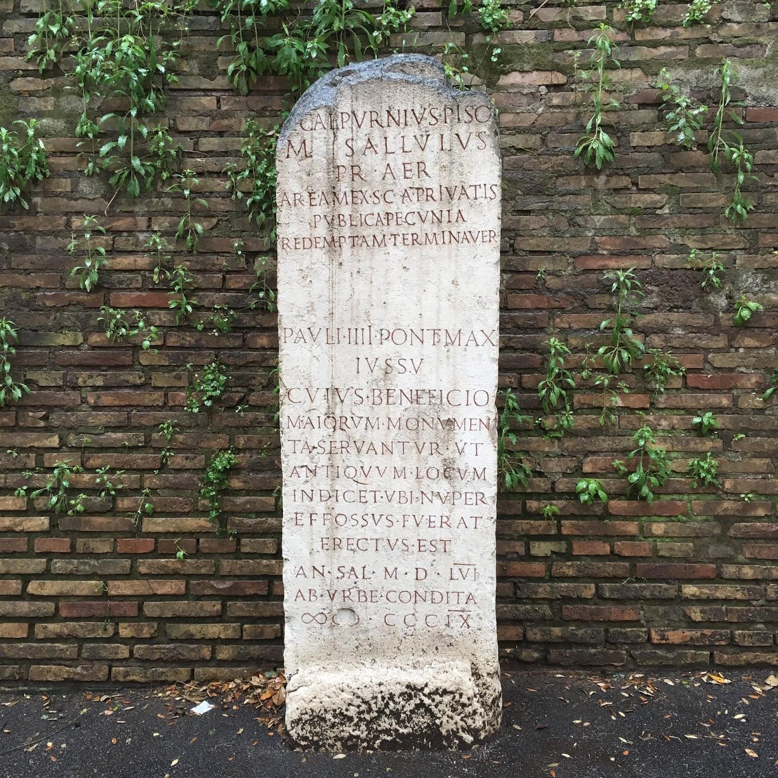 Risalente allantica Roma