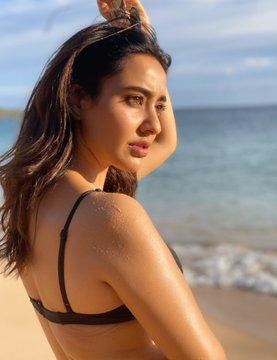 Neha Sharma Hot Stills
