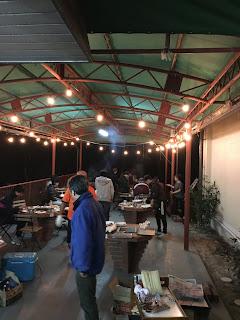Barbecue in Omi-maiko Shiga Kansai | J-Hoppers Lake Biwa Guesthouse