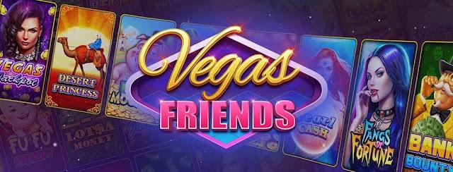 Vegas Friends Free Slots Daily Free Coins Bonus List