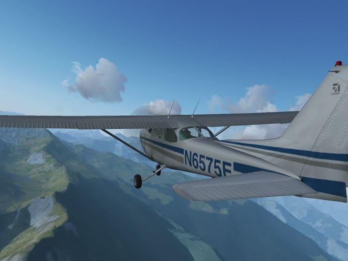لعبة FlightGear