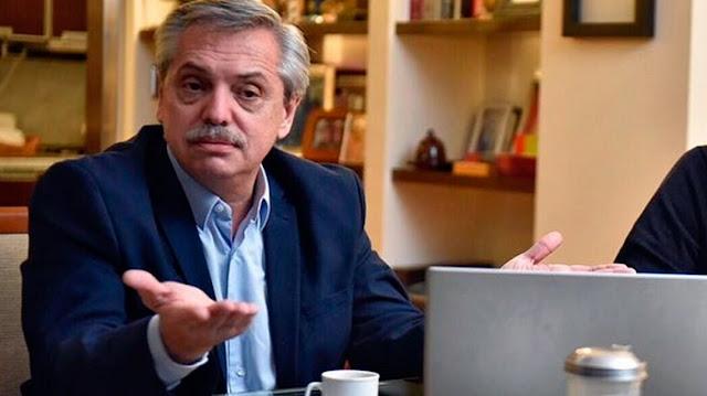 Alberto Fernandéz anuncia hoy su gabinete