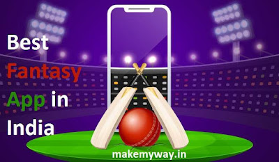 [IPL 2020] Best 100% Bonus Usable Fantsy App in India