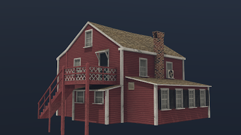 Red House - Paid Project