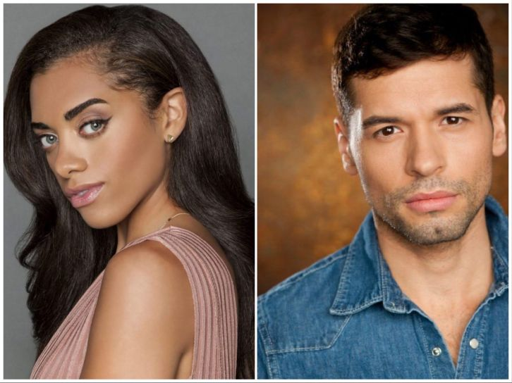 Fantasy Island - Kiara Barnes and John Gabriel Rodriguez Join Cast
