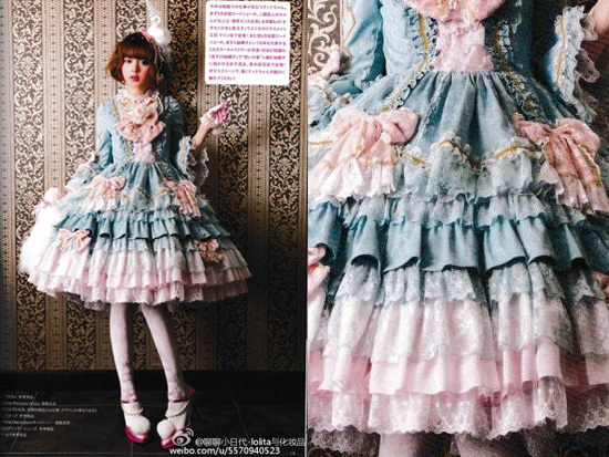 Angelic Pretty Antoinette Princess