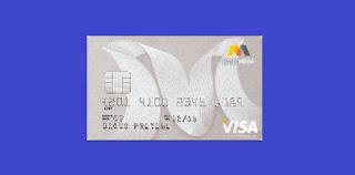 Gambar Kartu Kredit Bank Mega Visa Silver