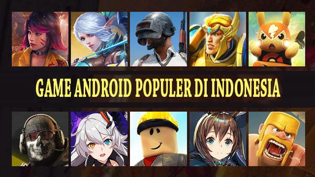game populer indonesia