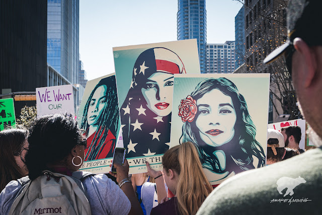Shepard Fairey still making big political noise in the art world.