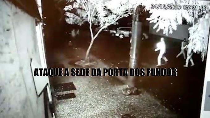 """""""Suposto"""" Grupo de Insurgência Popular Nacionalista, assume ataque a Porta dos Fundos - Será?"""