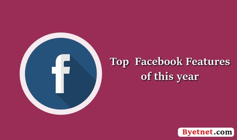 Facebook ke 5 sabse jyada use hone wale Features 2018