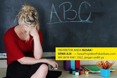 Yang bisa perbaiki proyektor di Pekanbaru