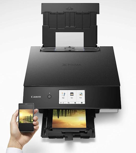 1- Canon PIXMA TS8320 All-In-One Inkjet Printer