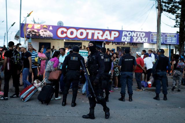 Brasil autoriza uso de fuerzas armadas en Roraima ante la inmigración de venezolanos