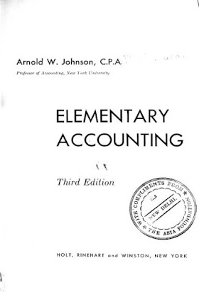 Elementary Accounting Book Free Download