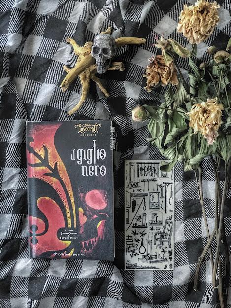 Il giglio nero - a cura di Jacopo Corazza e Gianluca Venditti