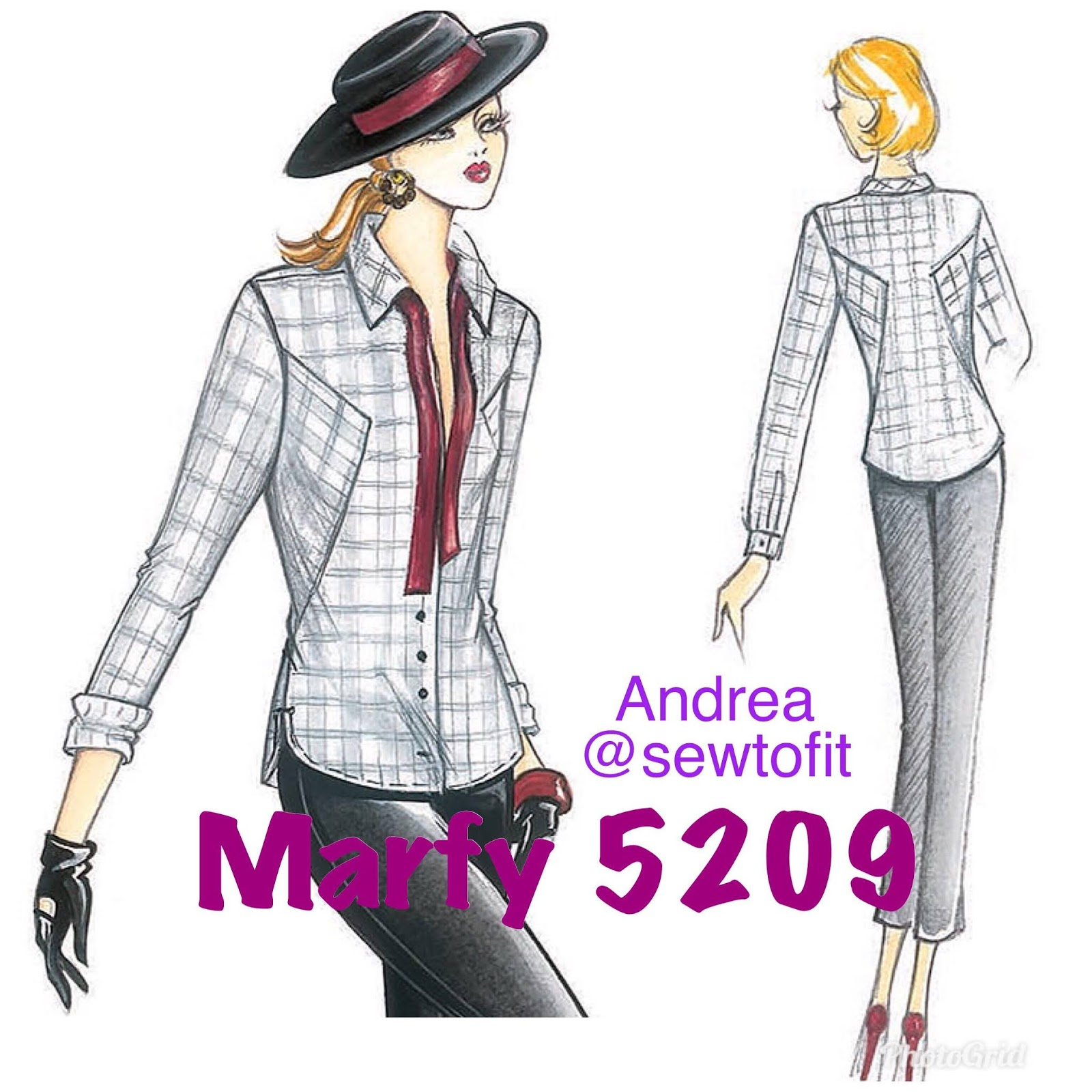 566d5cd456f97 The pattern you voted for me to sew is Marfy 5209