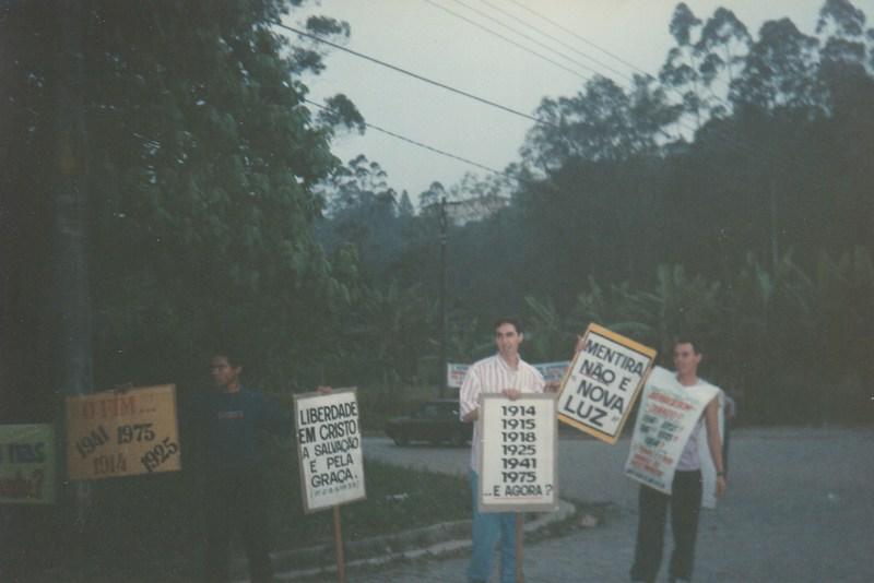 Equipe Cristã de pesquisas; Anos 90