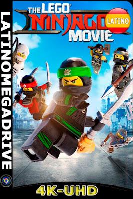 La Lego Ninjago película (2017) Latino 4K [2160p] UHD HDR [GoogleDrive] [Mega] DizonHD