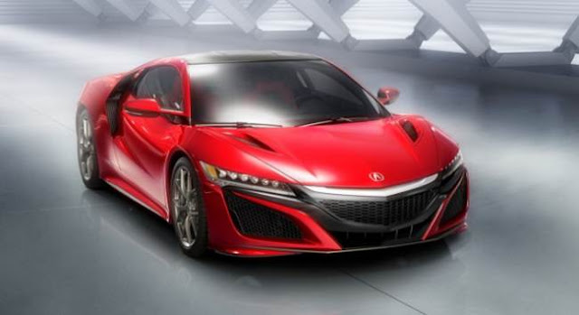 2018 Acura NSX Redesign, Release Date, Price