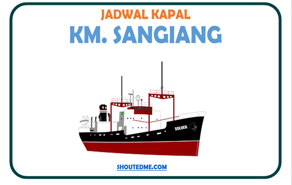 jadwal kapal pelni sangiang