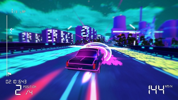 Free Download Electro Ride: The Neon Racing