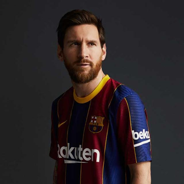 """Barca ra mắt áo đấu bị chê """"nhái"""" Crystal Palace, 4 SAO vắng mặt khó hiểu 3"""