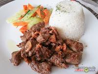 Eddie's Kitchen, Italian Cuisine, American Cuisine, Antipolo, beef salpicao rice meal