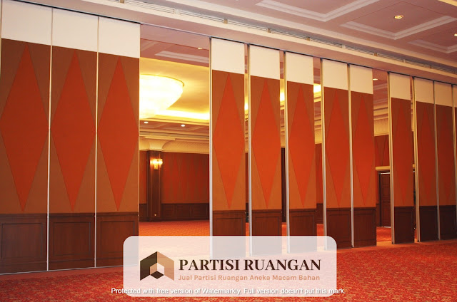 Supplier Partisi Ballroom Metro