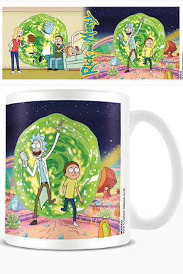 Preordine Rick and Morty - PYRAMID INTERNATIONAL