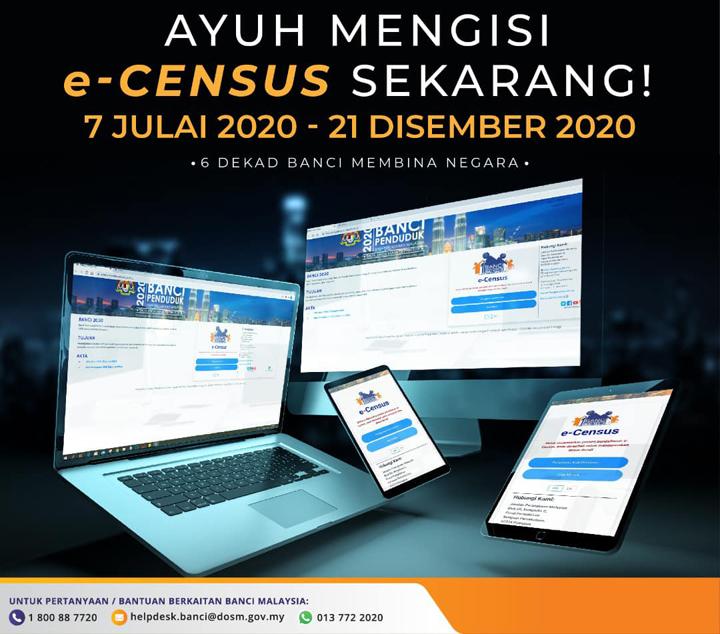 E-Census 2020