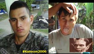 El caso de posesión walk-in de militar en San Nicolás Copán Honduras #Katecon2006 #Katecon2006