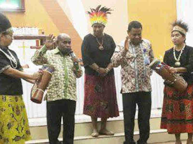 Dominggus Mandacan Nilai Rumusan Konsultasi Teknologi dan Liturgy Jadi Sejarah GKI di Tanah Papua