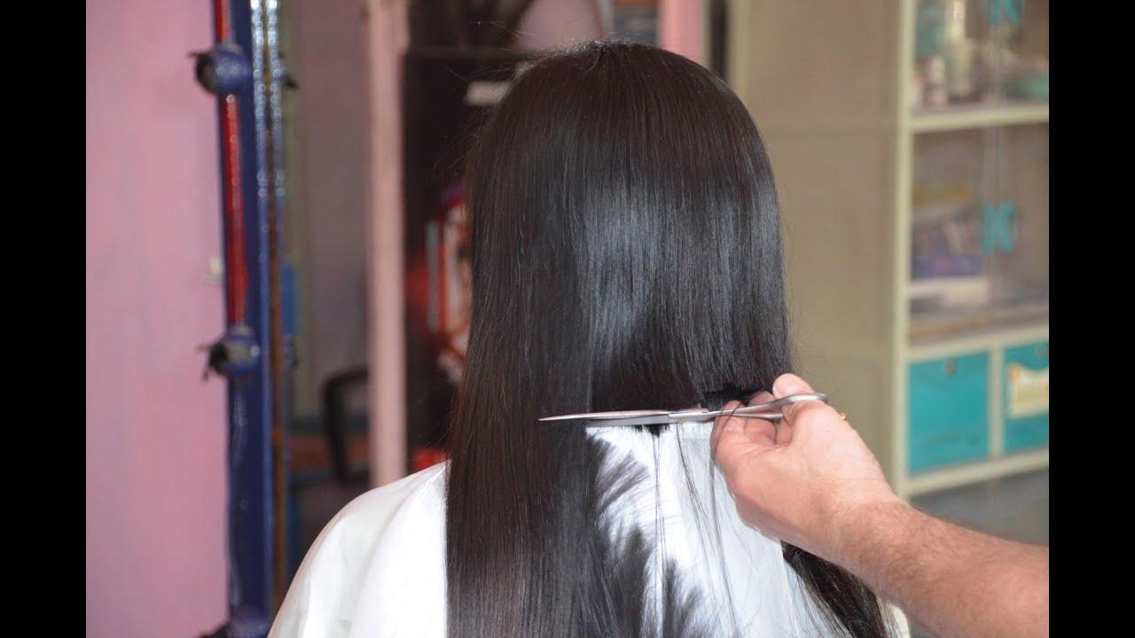 Haircut Punishment Story
