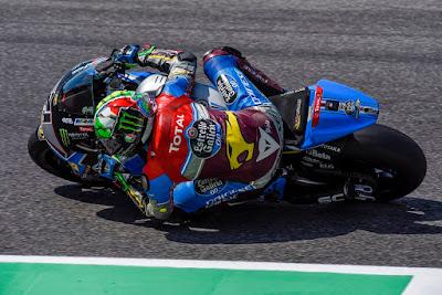 Klasemen Sementara Moto2 Usai GP Mugello, Italia 2017