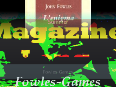 john marcus fielding in the novel the enigma by john fowles Free essay: the magus by john fowles the magus, by john fowles, is a six-hundred-and-five page book, which i have read all of it was copyrighted in 1965 by.