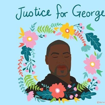 George Floyd, An African-American Man DP