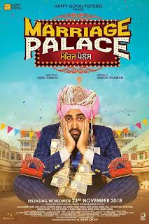 Marriage Palace 2018 Punjabi Download 720p WEBRip