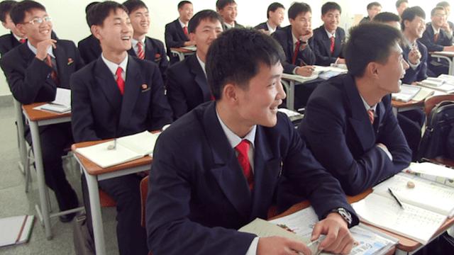 التعليم في كوريا الشمالية