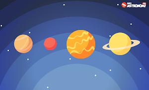 Panduan Melihat 4 Planet Selama Swakarantina April 2020