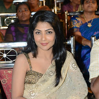 majestic and exotic dear Kamalinee at an event in designer saree