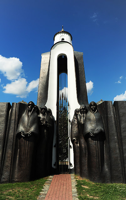 Minsk, beloruska prestolnica, Island of tears