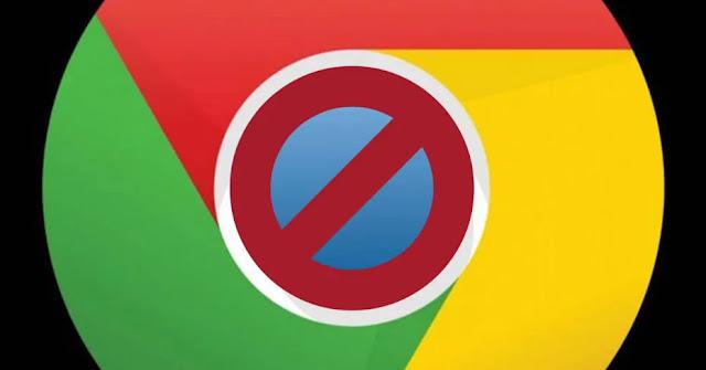 No actualices Google Chrome así, es malware que roba tus datos