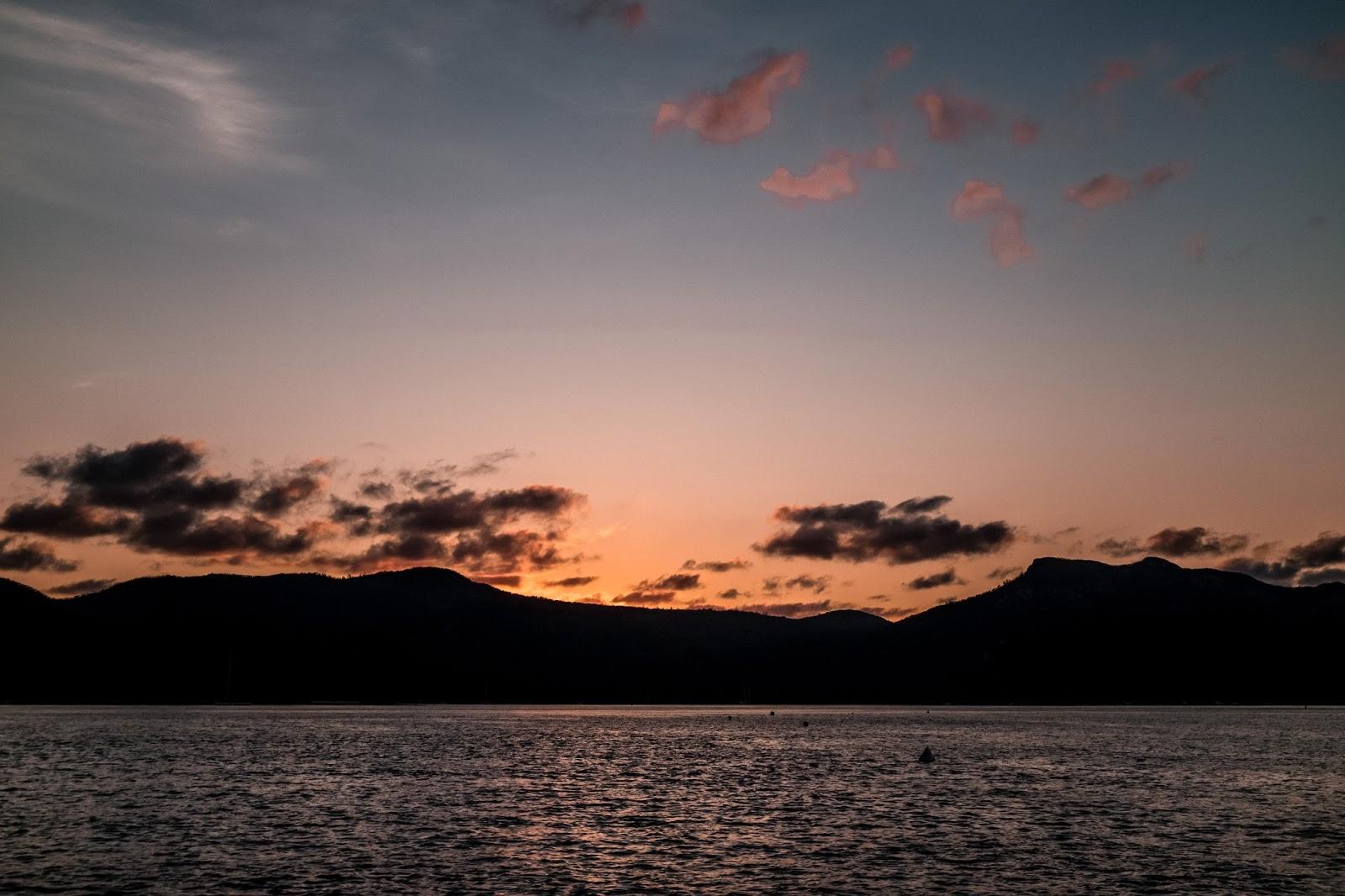 sunrise, whitsundays