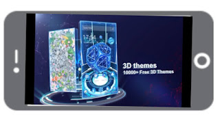 CM Luncher 3D Must have android apps 2018