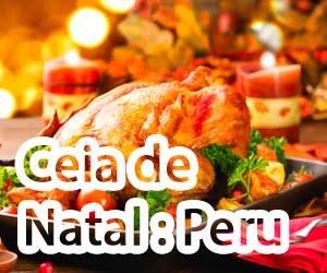 Vapt e vupt: Receita de Peru de Natal