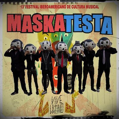 Maskatesta - Vive Latino 2012