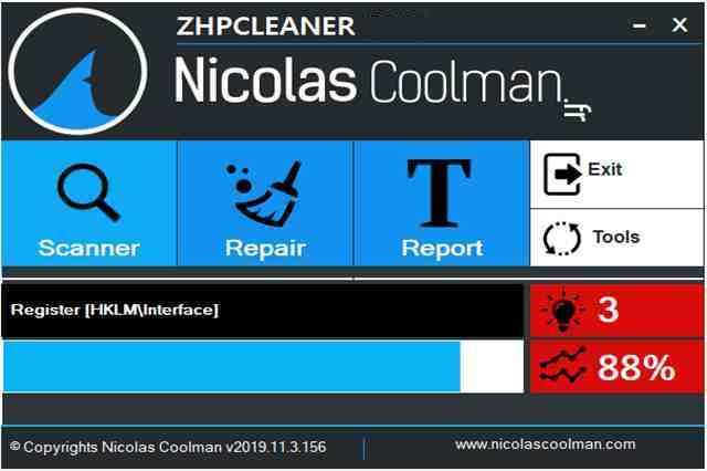 تنزيل برنامج زي إتش بي كلينر لتنظيف النظام ومتصفحات الإنترنت من البرامج الضارة وأشرطة الأدوات والإعلانات المزعجة مجانا